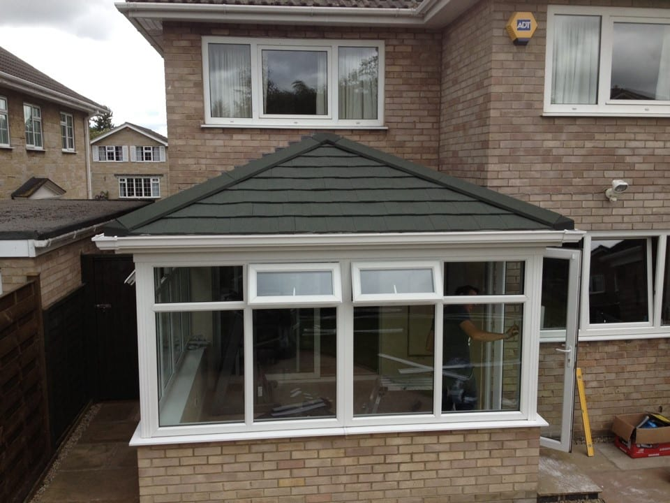 Warmer Roof Tiled Roof Conservatories And Replacement Roofs